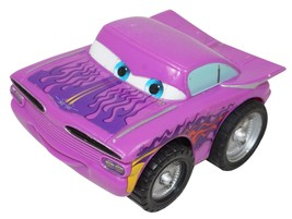 "Ramone Chevy Impala Disney Pixar Cars - Toy Pull Back 3"" Purple Figure Used - $9.88"