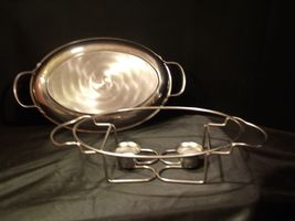 """Wolfgang Puck Bistro Collection 13"""" Buffet Chaffing Dish 032006 AA-191789 image 4"""