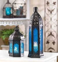 15245 Gallery of Light Tall Floret Candle Lantern - $13.49