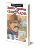 Buried Treasures of the Great Plains - USED ~ Lost & Buried Treasure - $8.95