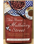 The Tea House on Mulberry Street (Hardcover, Brand New) 9780399152658 - $12.55