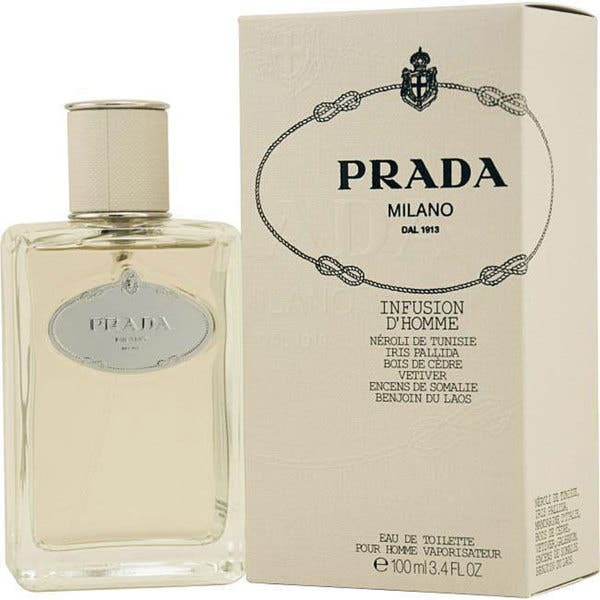 Prada infusion d  homme 3.4 oz cologne