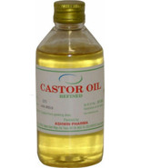 CASTOR OIL ACEITE DE RICINO 100ml USA SELLER FAST SHIPPING Ashwin Fresh ... - $7.95