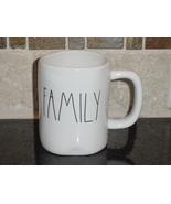 Rae Dunn FAMILY Mug, Ivory with Black Lettering - $12.00