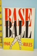 NFHS 1960 Baseball Rules & Handbook National Alliance Ed. High School Co... - $9.99
