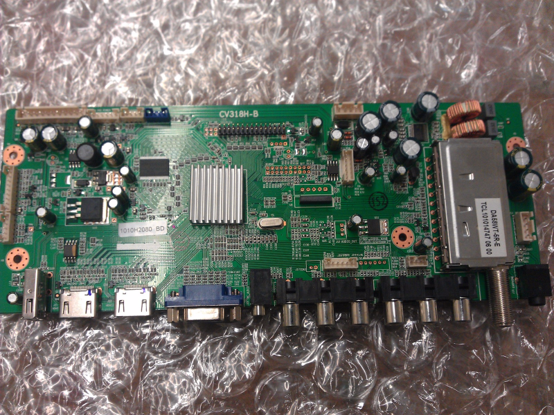 1010H2080 Main Board From Westinghouse VR-3250DF LCD TV