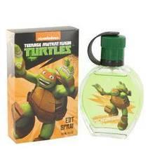 Teenage Mutant Ninja Turtles Michelangelo Eau De Toilette Spray By Marmol & Son - $25.00