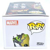 Funko Pop! Spider-Man Maximum Venom Venomized Groot #601 Action Figure image 6