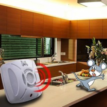 Pest Ultrasonic Repeller Electronic Mosquito Bug Anti Rat Control Mice I... - $12.99