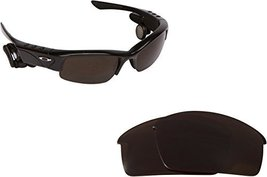 New Seek Optics Replacement Lenses Oakley Thump Pro   Brown - $13.34