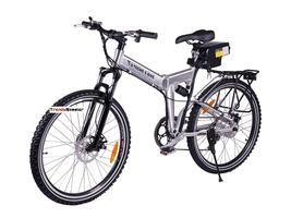 X-Cursion Lithium Powered Foldable Electric Bicycle - $999.00
