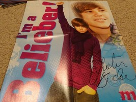 Justin Bieber Cody Simpson teen magazine poster clipping IYIYI video shoot - $5.00