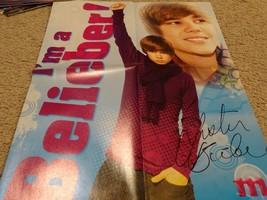 Justin Bieber Cody Simpson teen magazine poster clipping IYIYI video shoot