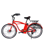 Newport Beach Cruiser Lithium Electric Bicycle - $949.00