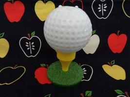 "Vintage Avon ""Tee-Off"" Golf Ball Bottle Decanter - $19.00"