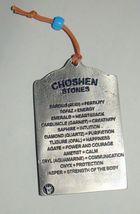 Judaica Kabbalah High Priest Hoshen Stones Plate Israel 12 Tribes Wall Hang image 3