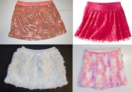 Cherokee Girls Skirts 4 Choices Sizes XS 4-5, S 6-6X, M 7-8 and L 10-12 NWT - $12.99