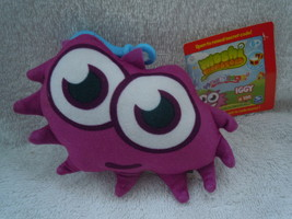 Mashi Monster Keychain / Backpack Clip New With Tag 2011 - $3.99