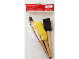 Craftsmart Craft and Stencil Brush Set #383433