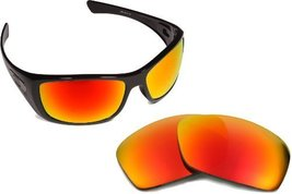 New Seek Optics Replacement Lenses Oakley Hijinx   Polarized Red - $18.30