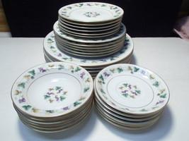 Vintage Noritake (M) Mark China~~Serv for Six~~30 Piece Set - $64.95