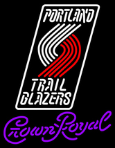 Crown Royal NBA Portland Trail Blazers Neon Sign - $699.00