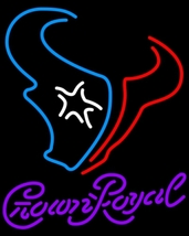 Crown Royal NFL Houston Texans Neon Sign - $699.00