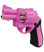 NEW Pink Revolver Shaped Electric Rechargeable ... - $29.98