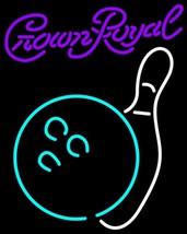 Crown Royal Bowling White Neon Sign - $799.00