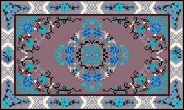 "Latch Hook Pattern Chart: READICUT #150 Ming 36"" x 60""  - EMAIL2u - $6.95"