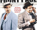 THE FRONT PAGE(BRAND NEW DVD!) JACK LEMMON, New & sealed, super fast shipping!