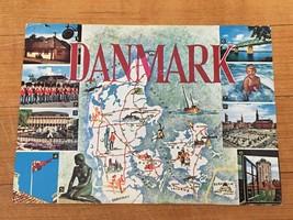 COPENHAGEN DANMARK DENMARK Vintage Postcard - Historical Places - 1969 - $9.49