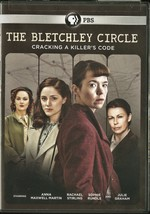 The Bletchley Circle Cracking a Killer's Code PBS TV DVD 3 Gripping BBC ... - $12.30