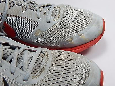 Nike Zoom Structure + 17 Men's Running Shoes Sz 12.5 M (D) EU 47 Blue 615587-460