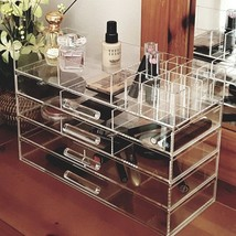 Cheap Jewelry Organizer Supply Case Box Makeup Drawers Holder Display Storage - $104.73
