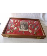 Estate Collection 28 Piece Set of Native American Arrowheads & Photo: Gl... - $495.00