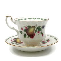 Royal Albert England Covent Garden Fruit Series Pears Bone China Cup and... - $23.33