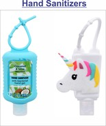 Hand Sanitizer Coconut Lime And Tropical Berries With Wraps Kills 99% Ge... - $9.95