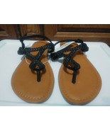 Universal Thread Goods Co. Women's Braided Sandals Size 6 NWT - $11.88