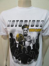 Champion Connor T-Shirt / UFC MMA Fighter Notorious McGregor - $14.99+
