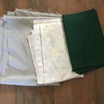 Lot of 3 Vintage Mid Century Shades of Greens  - $28.04