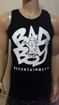 Bad Boy Tank Top/ Sean John Puff Daddy Records NWA Hip Hop - $15.99+