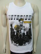 Championship Belt Connor McGregor White Tank Top / UFC Fighter Nate Diaz - $14.99+