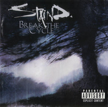 STAIND CD - BREAK THE CYCLE [EXPLICIT](2001) - ... - $12.99