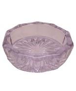Oval Cranberry Ice Blue Glass Open Salt Dip Cellar - $9.00