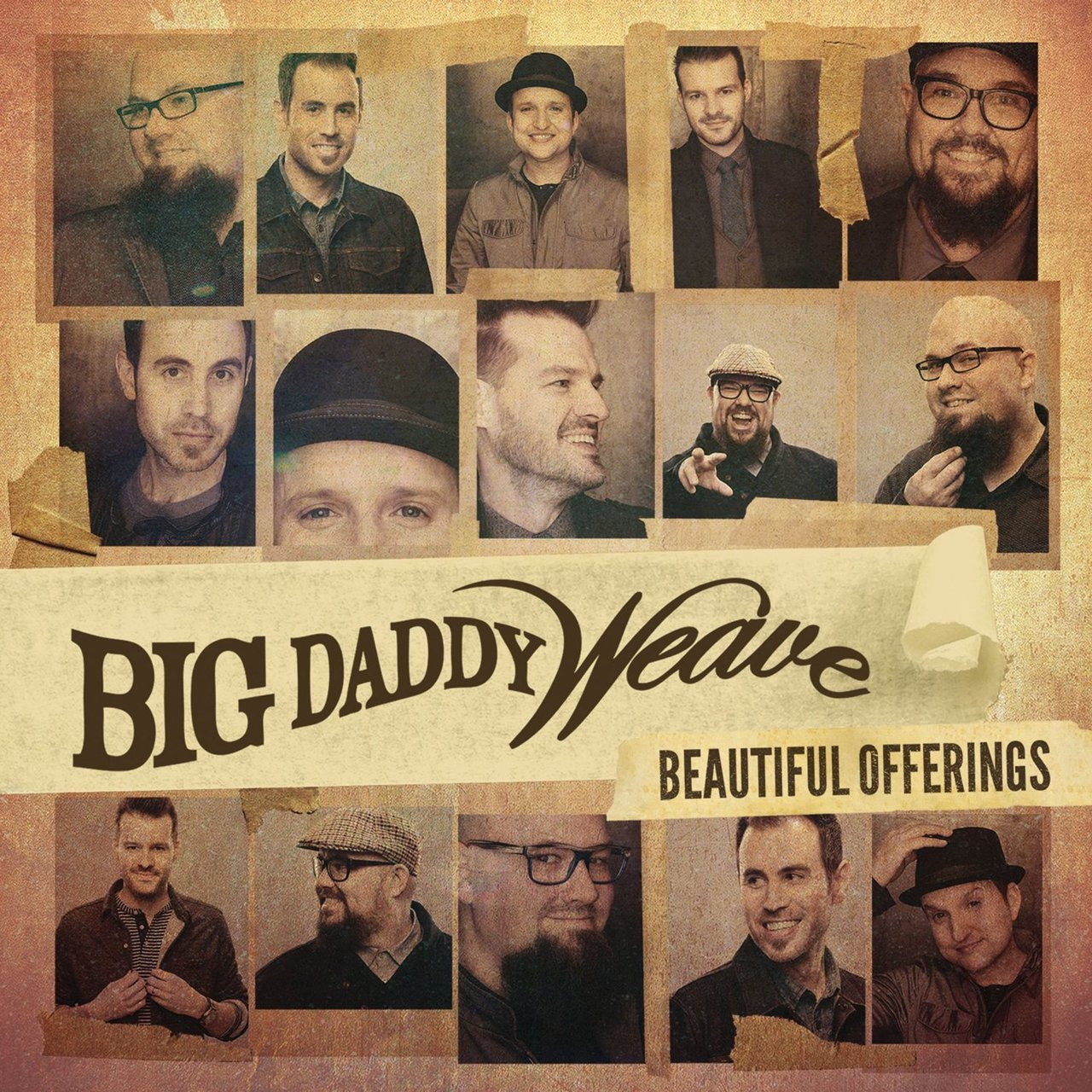 Beautiful offerings   deluxe edition by big daddy weave