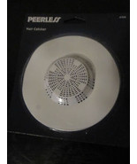 Peerless Hair Catcher White Plastic - $3.11