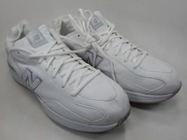 New Balance 1442 Size US 12 M (B) EU 44 Women's Walking Shoes White WW1442WS