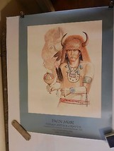 Bien Muir Marketplace Sandia Reservation Buffalo & Indian 1996 by Cleveland - $63.35