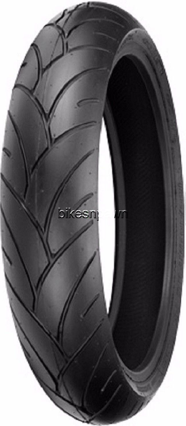 New Shinko 005 Advance Radial 120/60ZR17 Front Motorcycle Tire